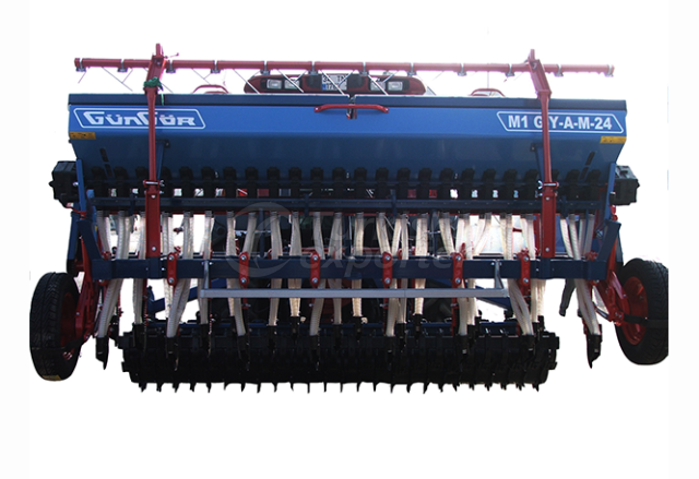 Combined Grain Seed Drill