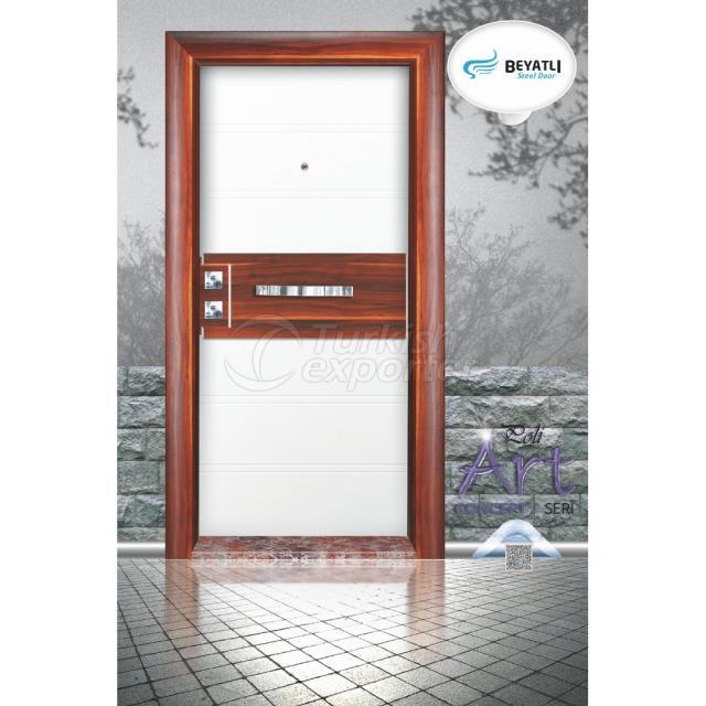 Steel Door - PA 504