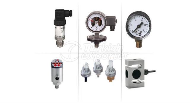 Pressure Manometer Load Cel
