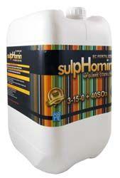 Chemical Fertilizer SuLphomin