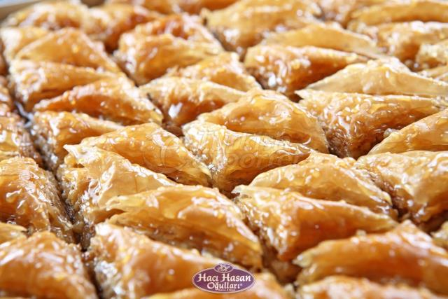 Home Style Baklava with Walnuts