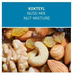 Shelled Nut Mixture