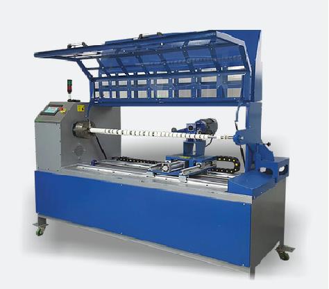 Axe Cutting Machine (Disk)