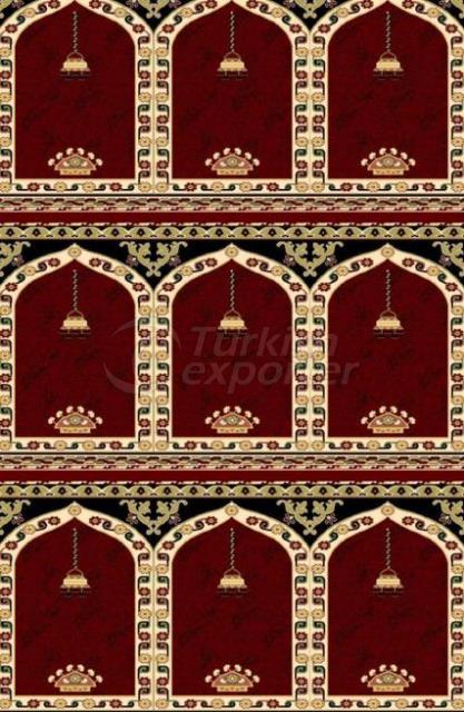 Mosque Carpet S12
