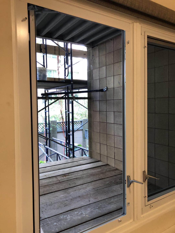 Door-Window Security System