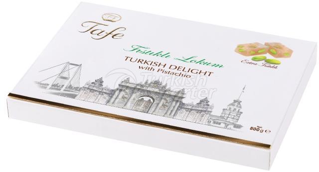 Turkish Delight Pistachio 603