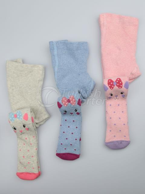 Baby Panty Hose - 15554 (B14)