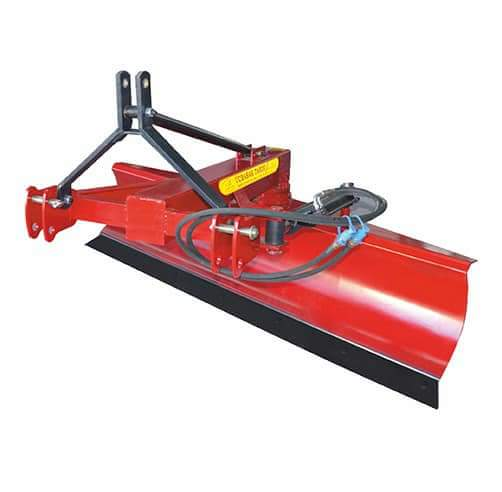LAND LEVELERS WITH PIN AND PISTON