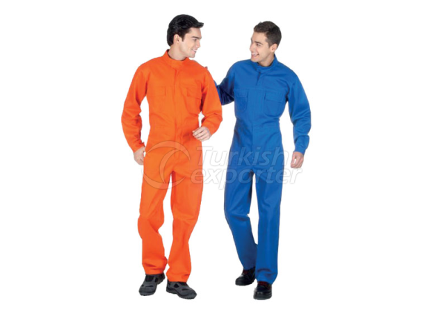 Antistatic Inflammable Boiler Suit1025