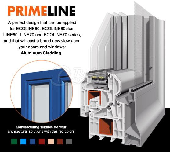 Prime Line pvc pencere