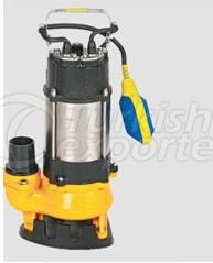 Submersible Type Waste Water Pumps