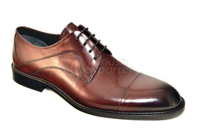 2669-1 Burgundy   Shoes