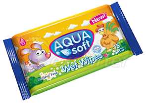 Aquasoft Islak Mendil