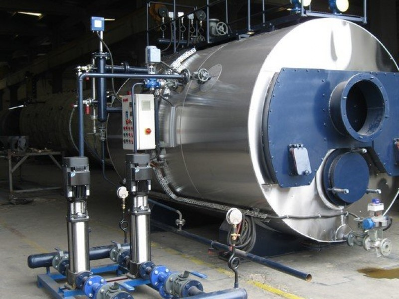 Steam-Hot Oil Installations