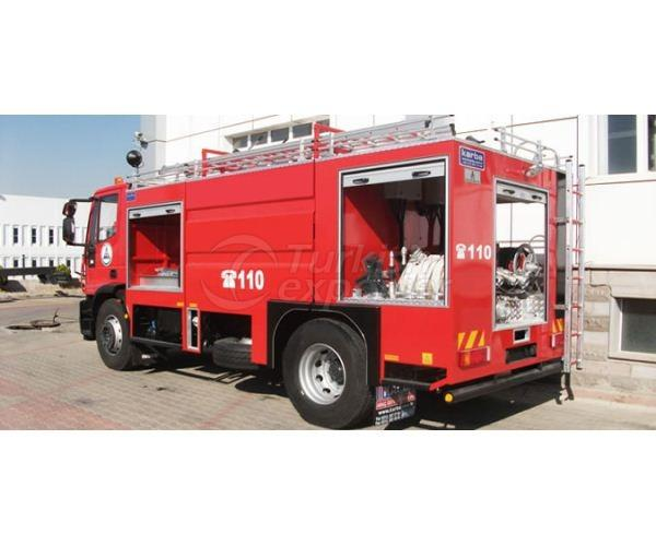 Fire Fighting Pumper