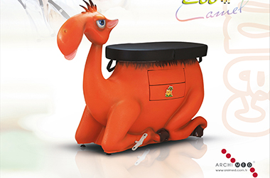 PT30 - S Archimed Camel Tables d'examen pédiatrique