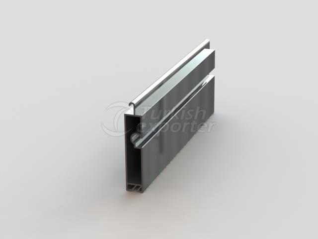 Shutter and Flyscreen Profiles