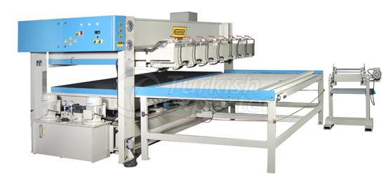 Panel Press - Woodworking Machine
