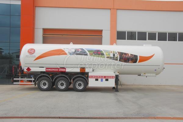 LPG Tanker Semi Trailer01