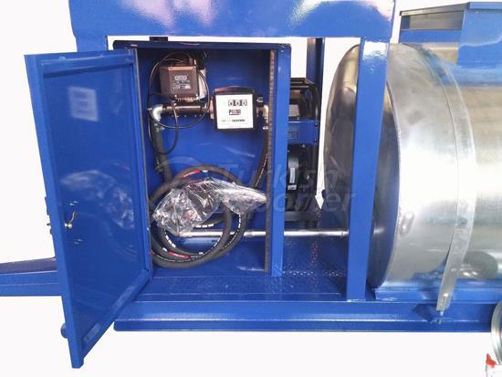 Generator Diesel Tank