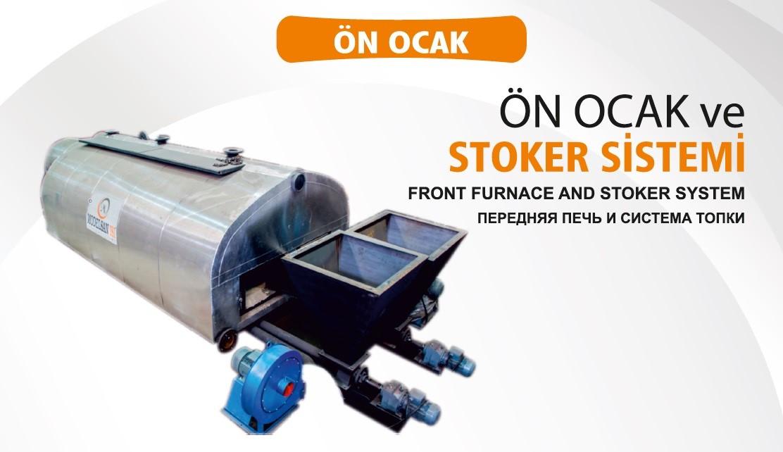 "Boiler Front Furnace ""ONOCAK"" Series"