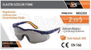 Elastic Eyeglasses Fume