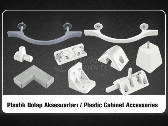Acessoires de Cabinet en plastique