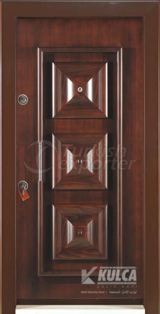 E-8017 (панельная стальная дверь)