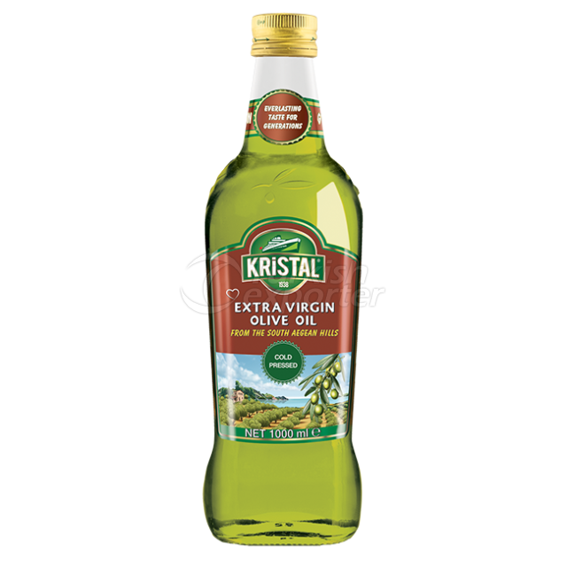 Extra Virgin Olive Oil Rich and Int