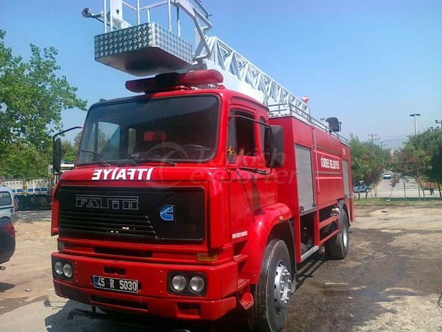 Veículos de combate a incêndios
