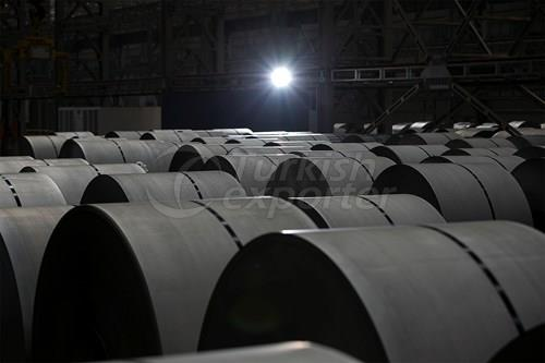 Cold Rolled Steel Coils-Sheets