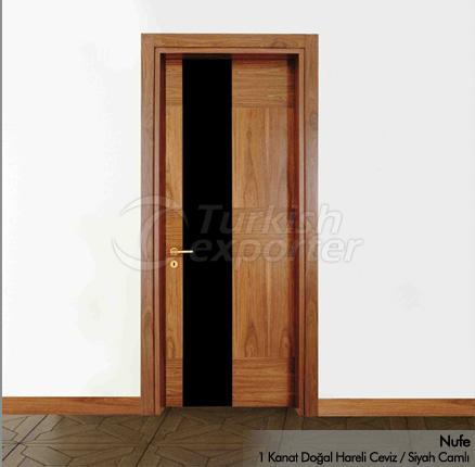 Wooden Door Nufe