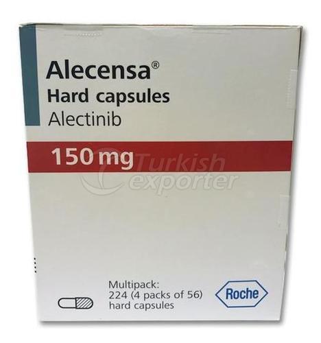 ALECENSA 150 MG 224 CAPSULES
