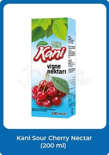 Kani Sour Cherry Nectar