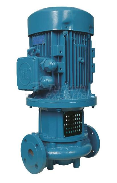 TNL-Inline Type Rotor Circulating Pump