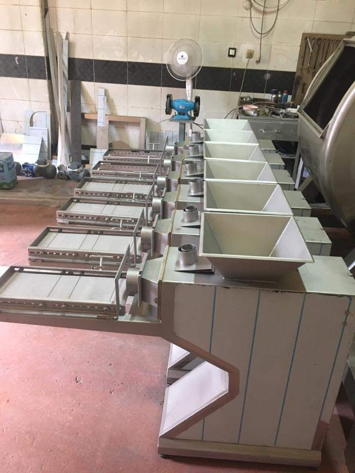 BUTTER MOULDING MACHINE