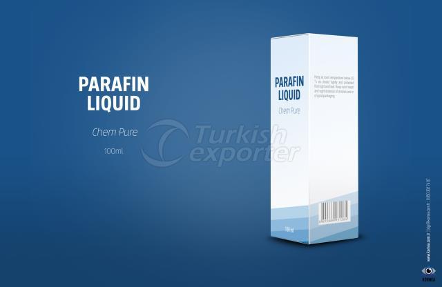 Paraffin Liquid 100 ml Chem Pure