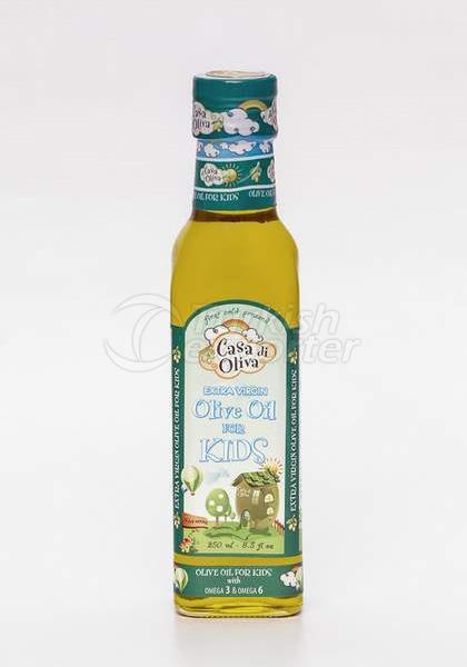 Extra Virgin Olive Oil For KIDS 250ml