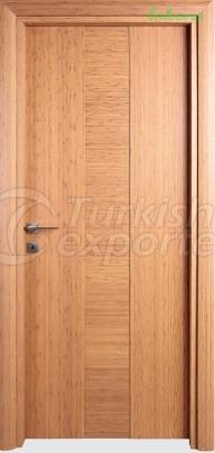Veneered Wooden Door LK 109