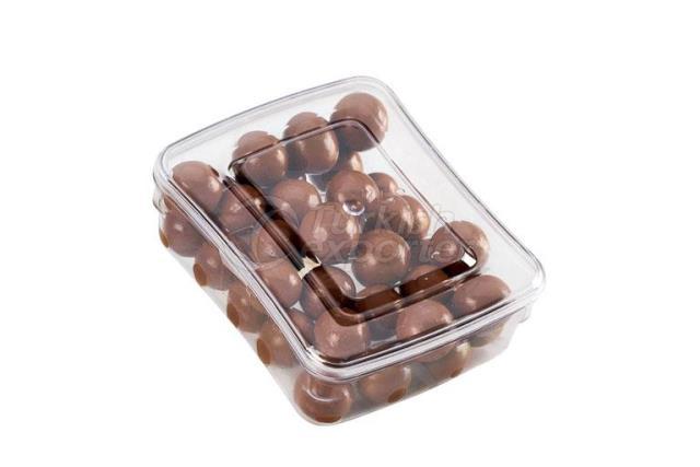 Chocolate Coated Hazelnut Dragee