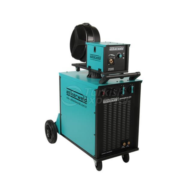 Mig-Mag Welding Machines