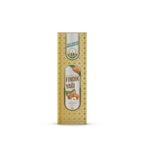 Hazelnut Oil 2 LT