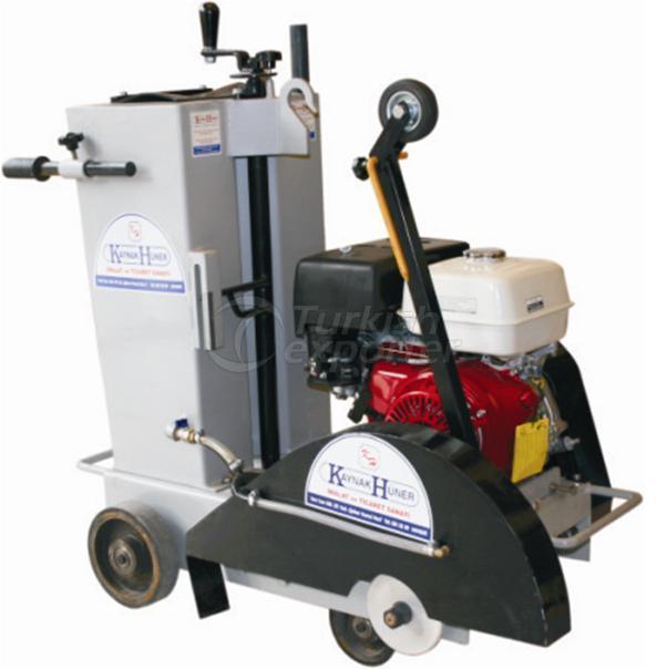Gasoline Type Cutting Machines