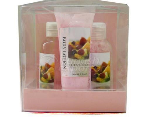 Bath Gift Set Shower Gel Body Lotio