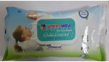 Bonnywell Wet Wipe