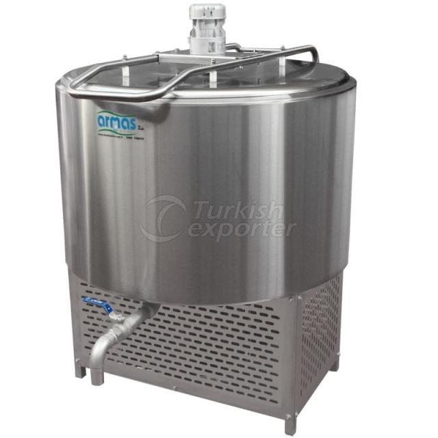 300 Liter Milk Cooling Tank