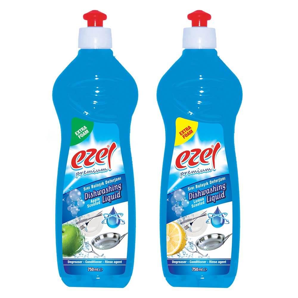 Ezel Dishwashing Liquid 750 ml