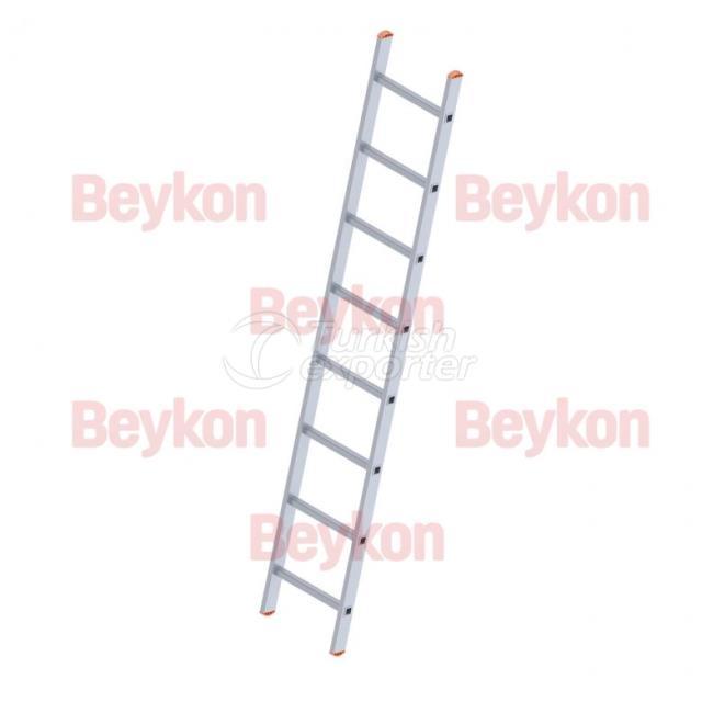 Escalera deslizante industrial 2.5m
