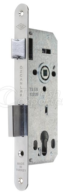 RS.40 MORTISE LOCK WITH BALL BEARING