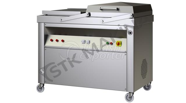 Vacuum and Packaging Machine